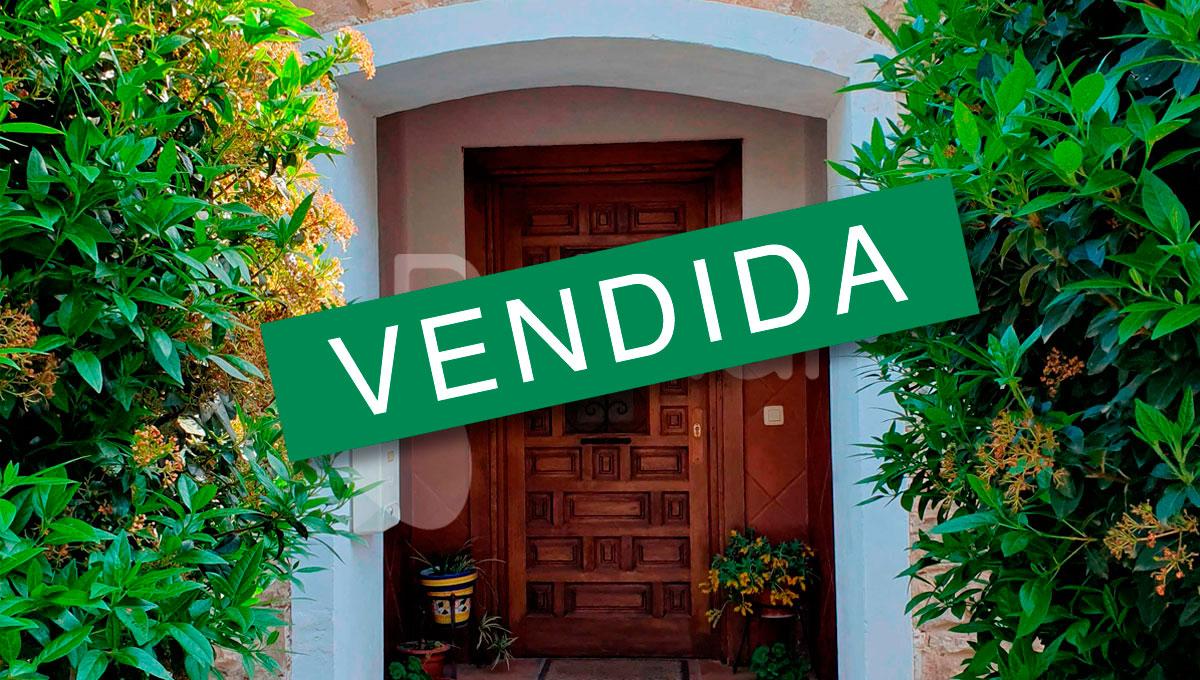 Casa de planta baja en Orillena con gran jardín 🌸🌳(↓ ha bajado 12.500€)