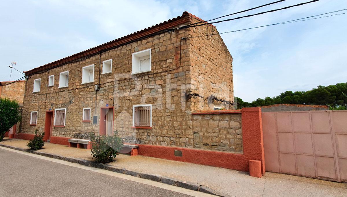 2×1 🏡🏡 casas en venta en la Cartuja de Monegros, Sariñena, Huesca