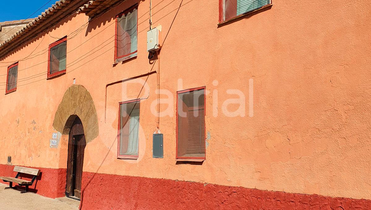 Casa con encanto😍en venta en Lamasadera, Sariñena, Los Monegros.